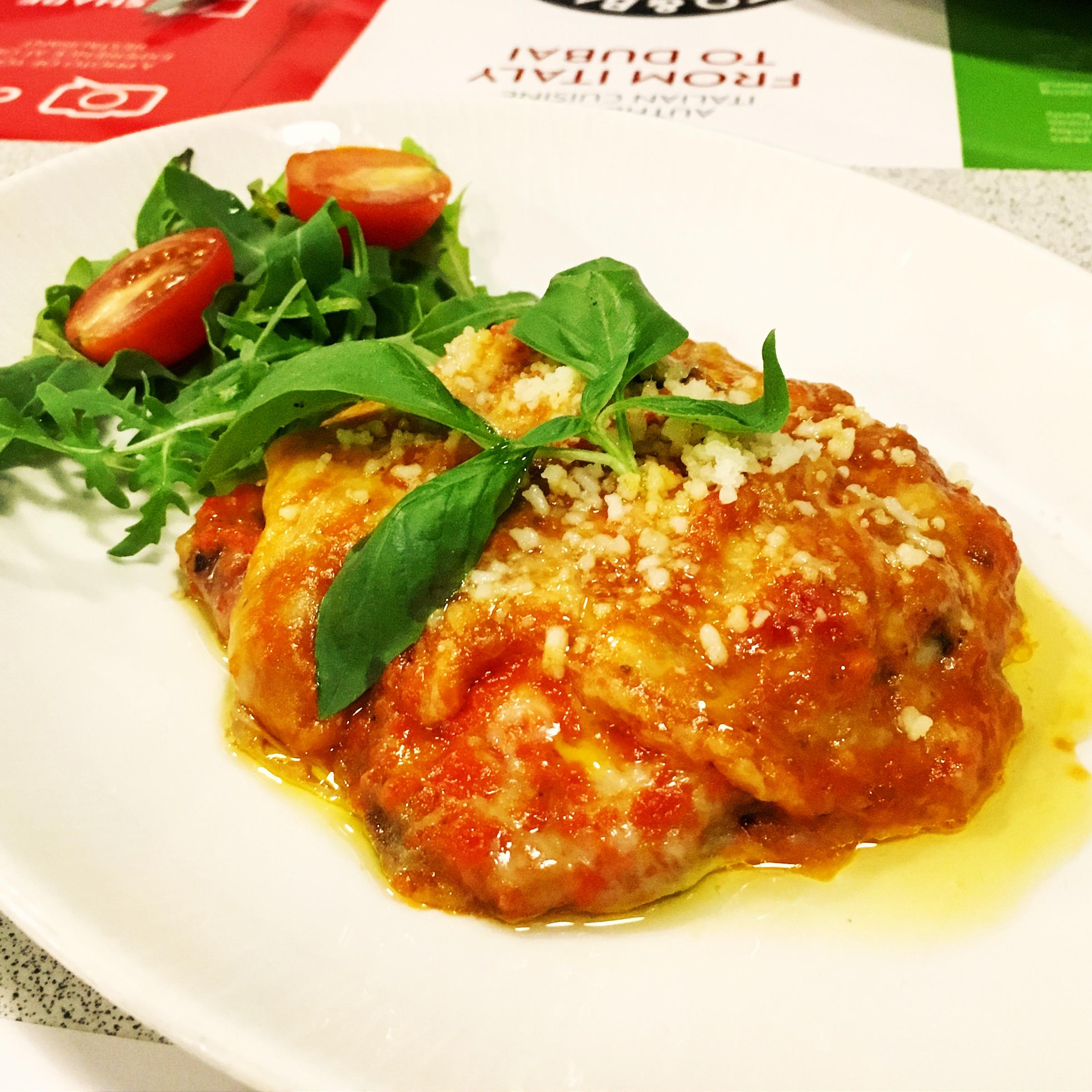 The All-Italian Magic at Tomato & Basilico - Rashida Blogs